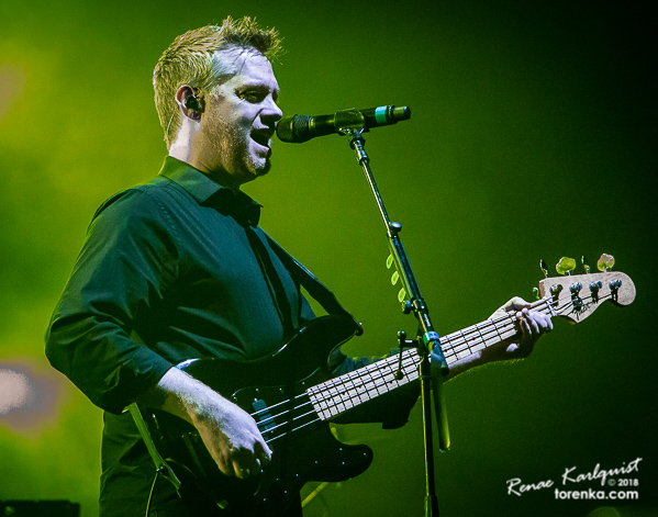 Ian Cattell - Brit Floyd.  Photo by Renae Karlquist - torenka.com
