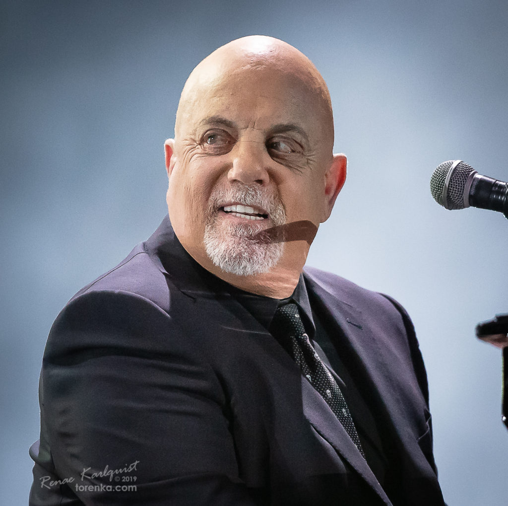 Billy Joel - Chase Field.  Photo by Renae Karlquist - torenka.com