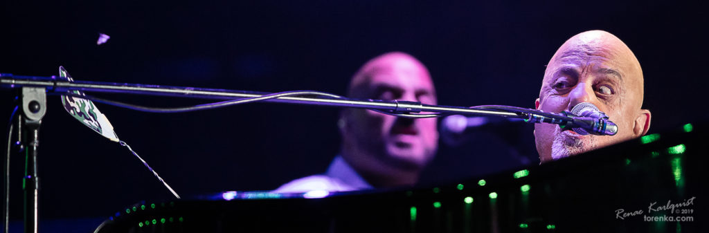 Billy Joel swatting at a moth.  Photo by Renae Karlquist - torenka.com