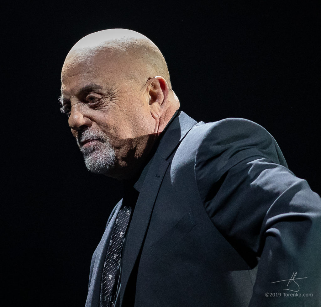 Billy Joel - Chase Field.  Photo by Toby Karlquist - torenka.com