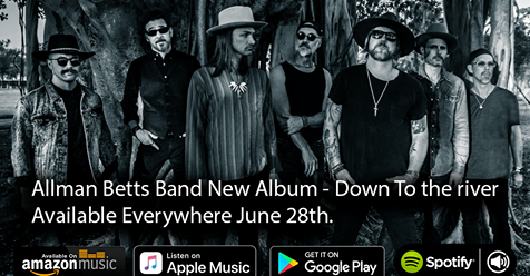 Allman Betts Band Album Release is June 28, 2019