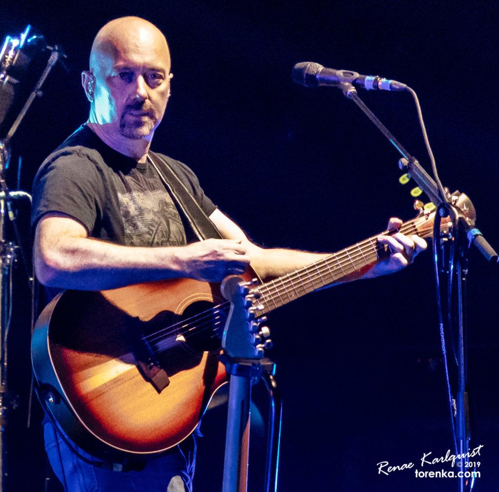 Damian Darlington, Musical Director, guitar, lapsteel and vocals - Brit Floyd Photo by: Renae Karlquist - torenka.com