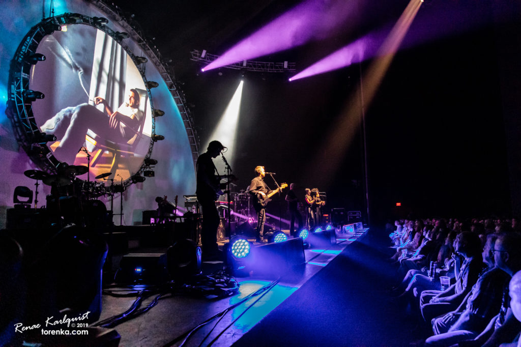 Brit Floyd at Comerica Theater on June 28, 2019.  Photo by Renae Karlquist - torenka.com
